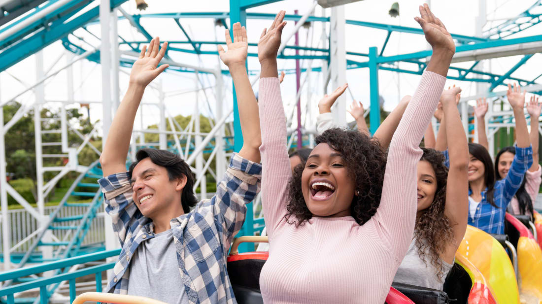 Buckle up! National Roller Coaster Day is coming.