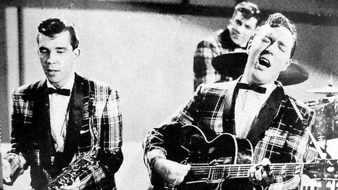 In 1954, Bill Haley and His Comets rocked around the clock—and changed the course of rock history.
