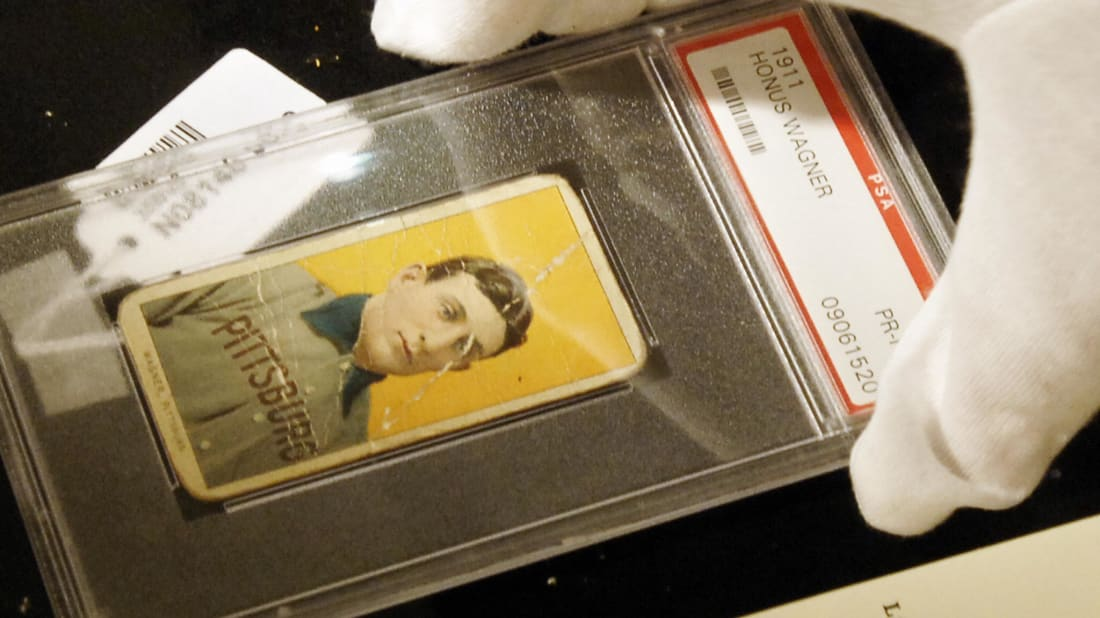 10 Of The Most Valuable Baseball Cards In The World Mental