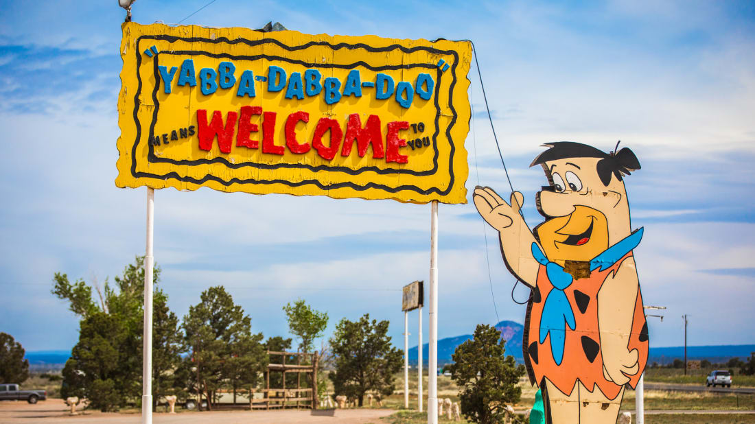 Goodbye, Bedrock City: Arizona's Flintstones Theme Park Has