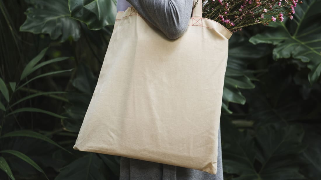 Why Your Canvas Tote Could Be Just As Bad For The