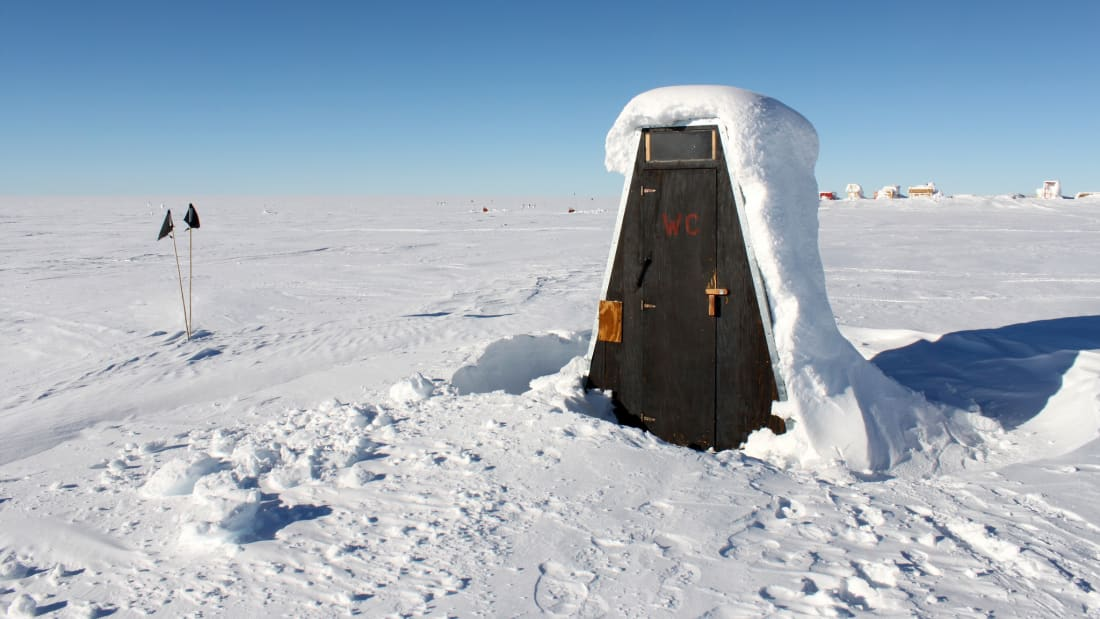 Where Does All the Human Poop in Antarctica End Up? | Mental Floss