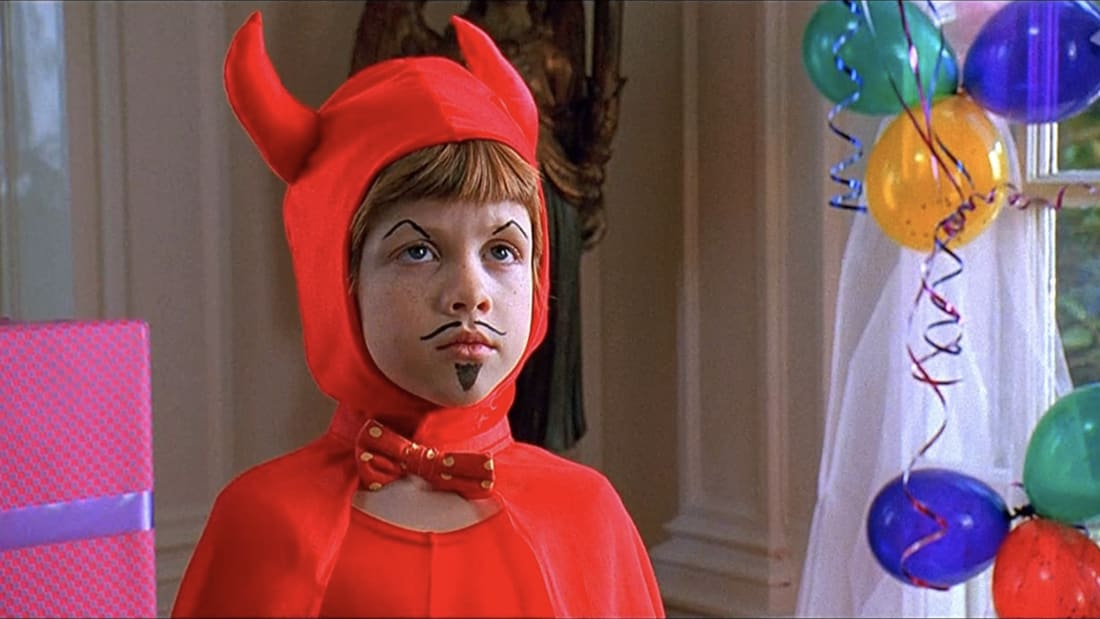 Michael Oliver stars in Problem Child (1990).