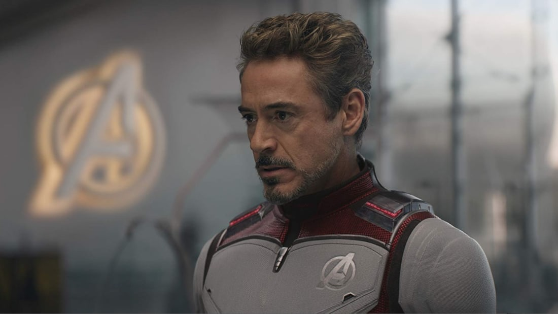 Robert Downey Jr. in Avengers: Endgame (2019).