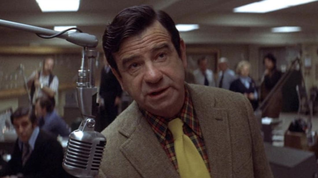 Walter Matthau stars in The Taking of Pelham One Two Three (1974).