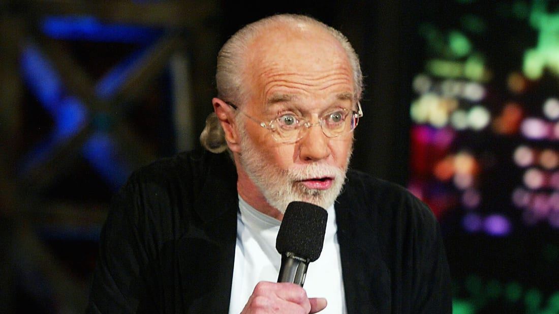 10 Surprising Facts About George Carlin | Mental Floss