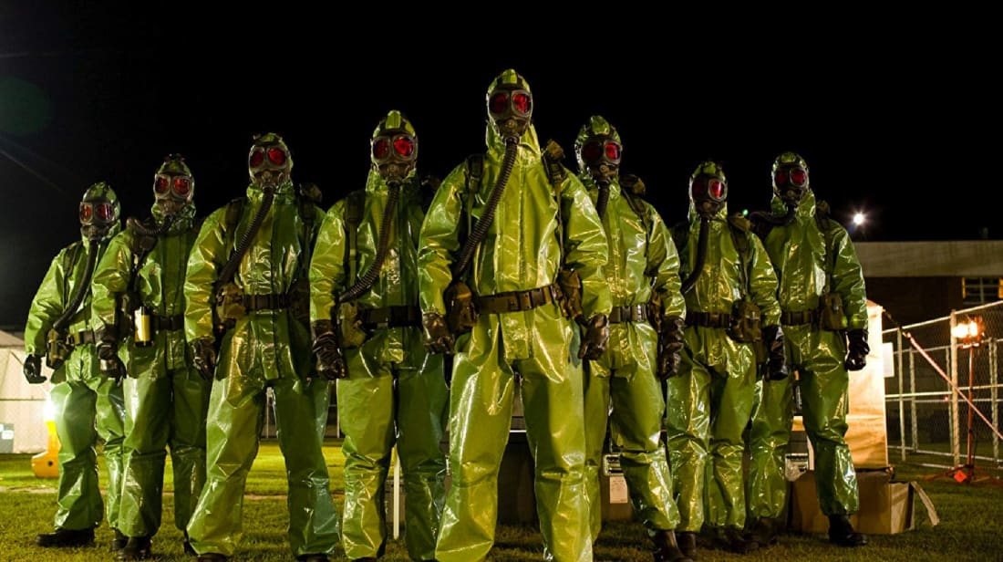 A scene from The Crazies (2010)