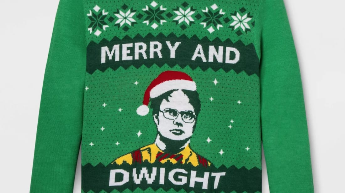 The Office' Ugly Christmas Sweaters | Mental Floss