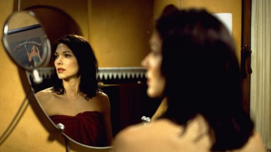 Laura Harring in Mulholland Drive (2001)