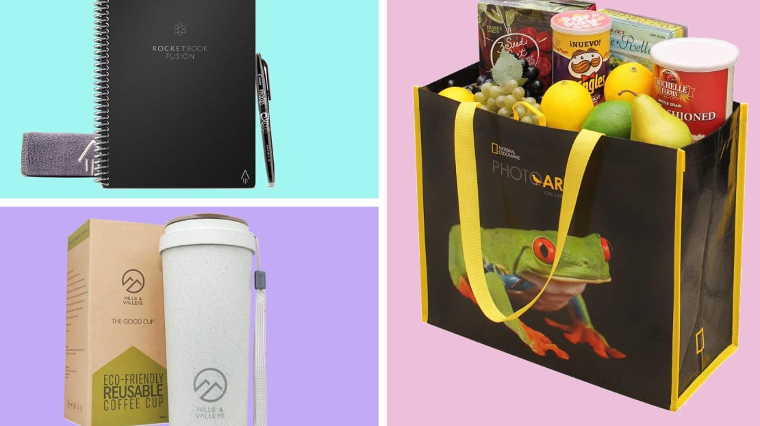 These eco-friendly products will help you live a more sustainable life.