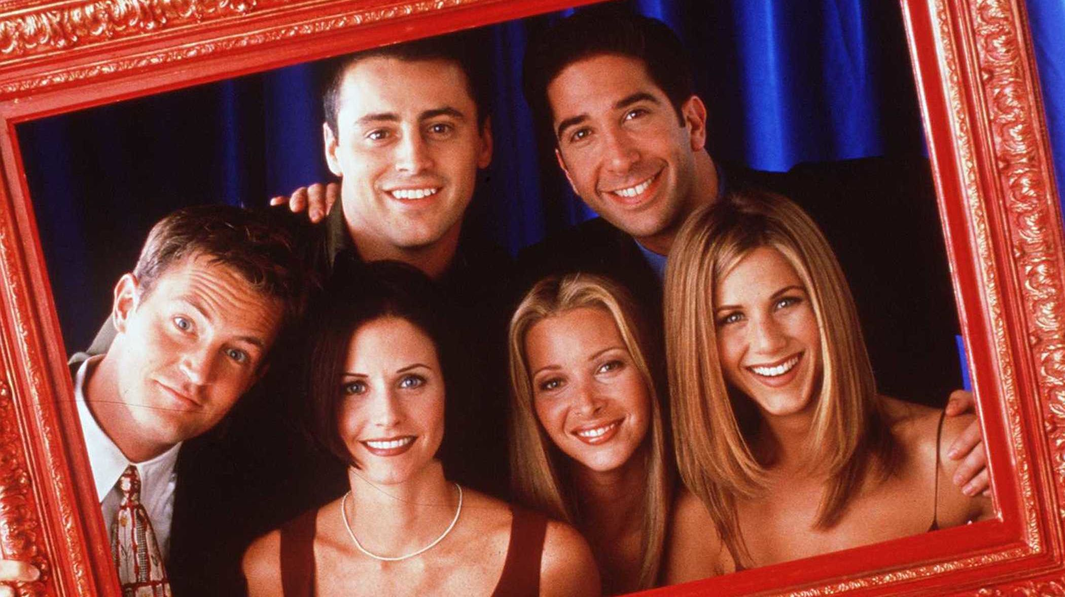 'The Friends Effect' on Learning the English Language