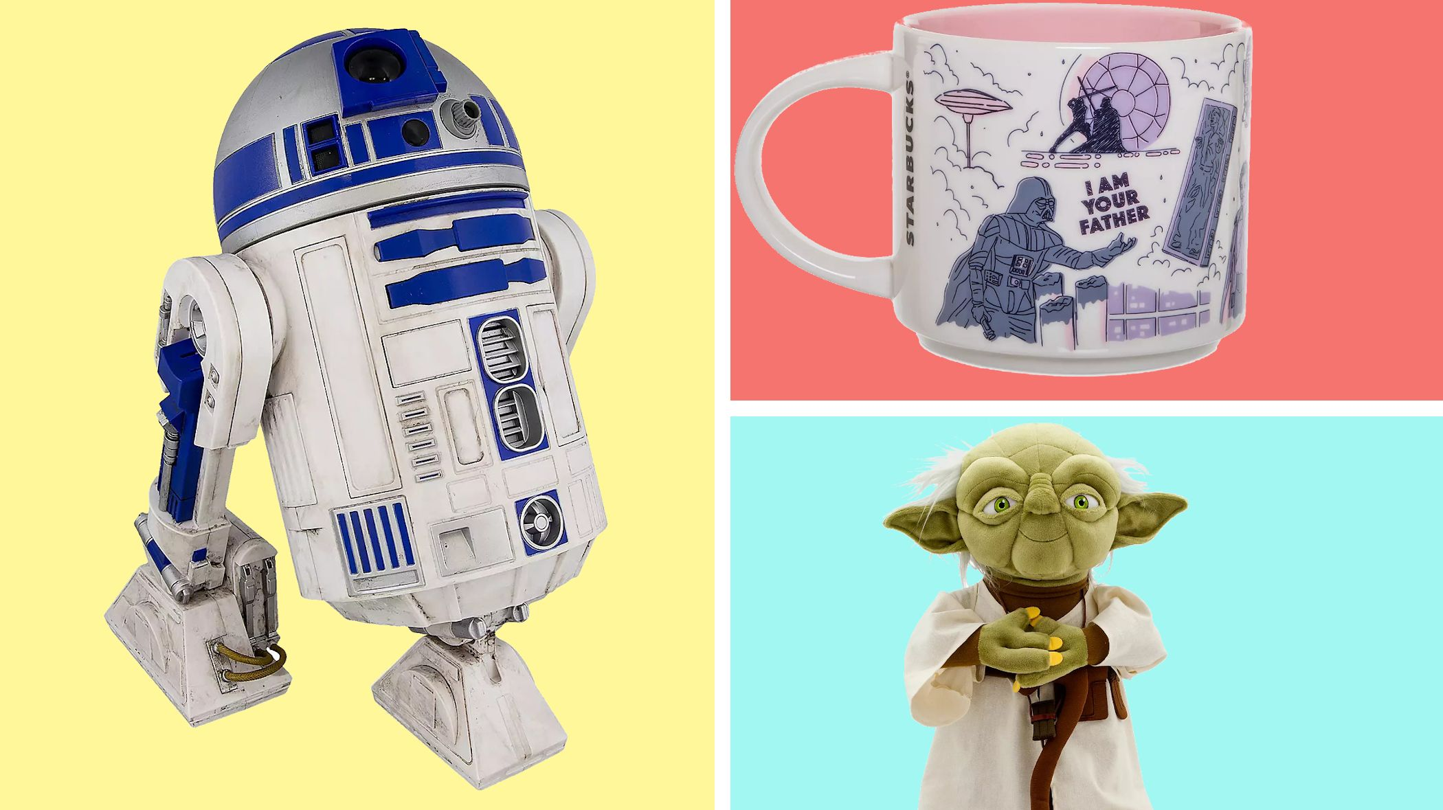 Disney Debuts New Star Wars: The Empire Strikes Back Merchandise for the Movie's 40th Anniversary