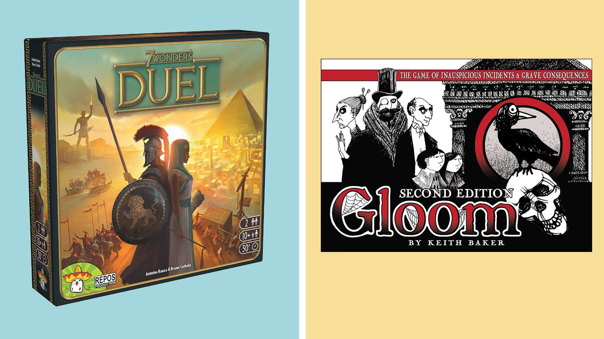 11 Fun Two-Player Board and Card Games to Play at Home