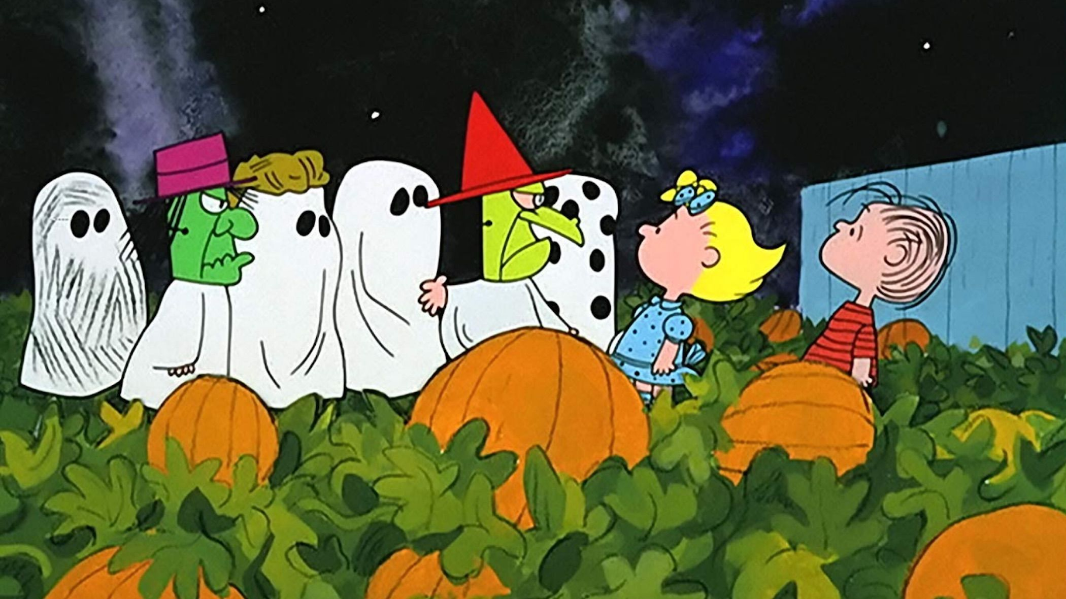 Aaugh 10 Facts About It 39 s the Great Pumpkin Charlie