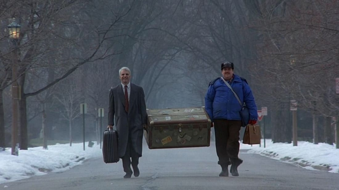 Planes, Trains and Automobiles' Movie Facts | Mental Floss