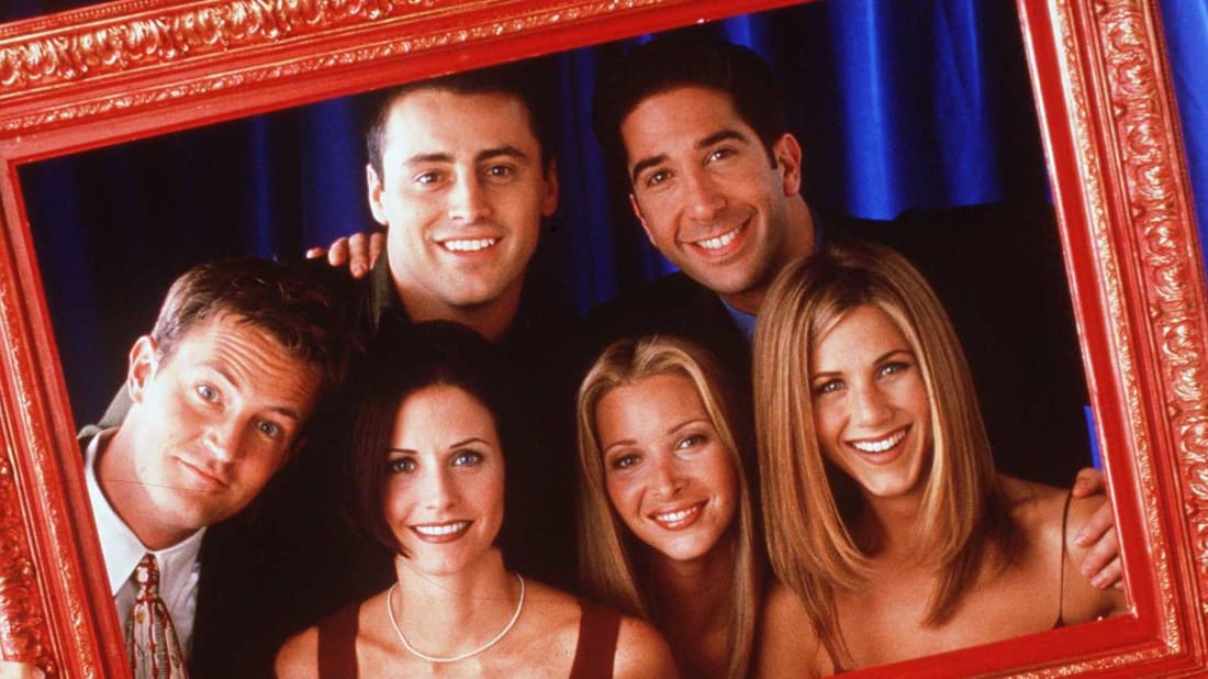 'Friends' 25th Anniversary - cover