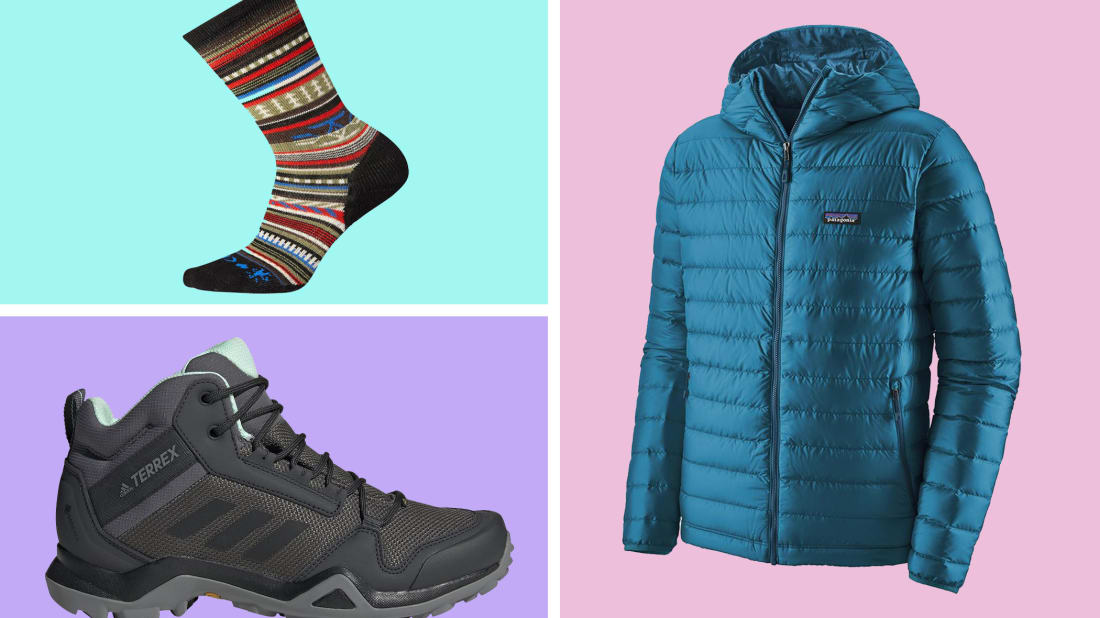 If you need warmer winter clothes, now is the time to pick some up at Backcountry