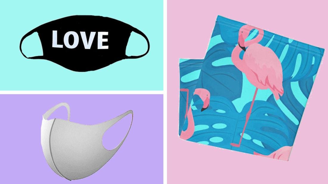 Design Safe/Designer Face Covers/Its All Goods