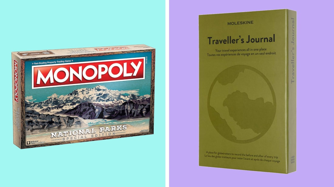 These gifts are sure to satiate someone's wanderlust.
