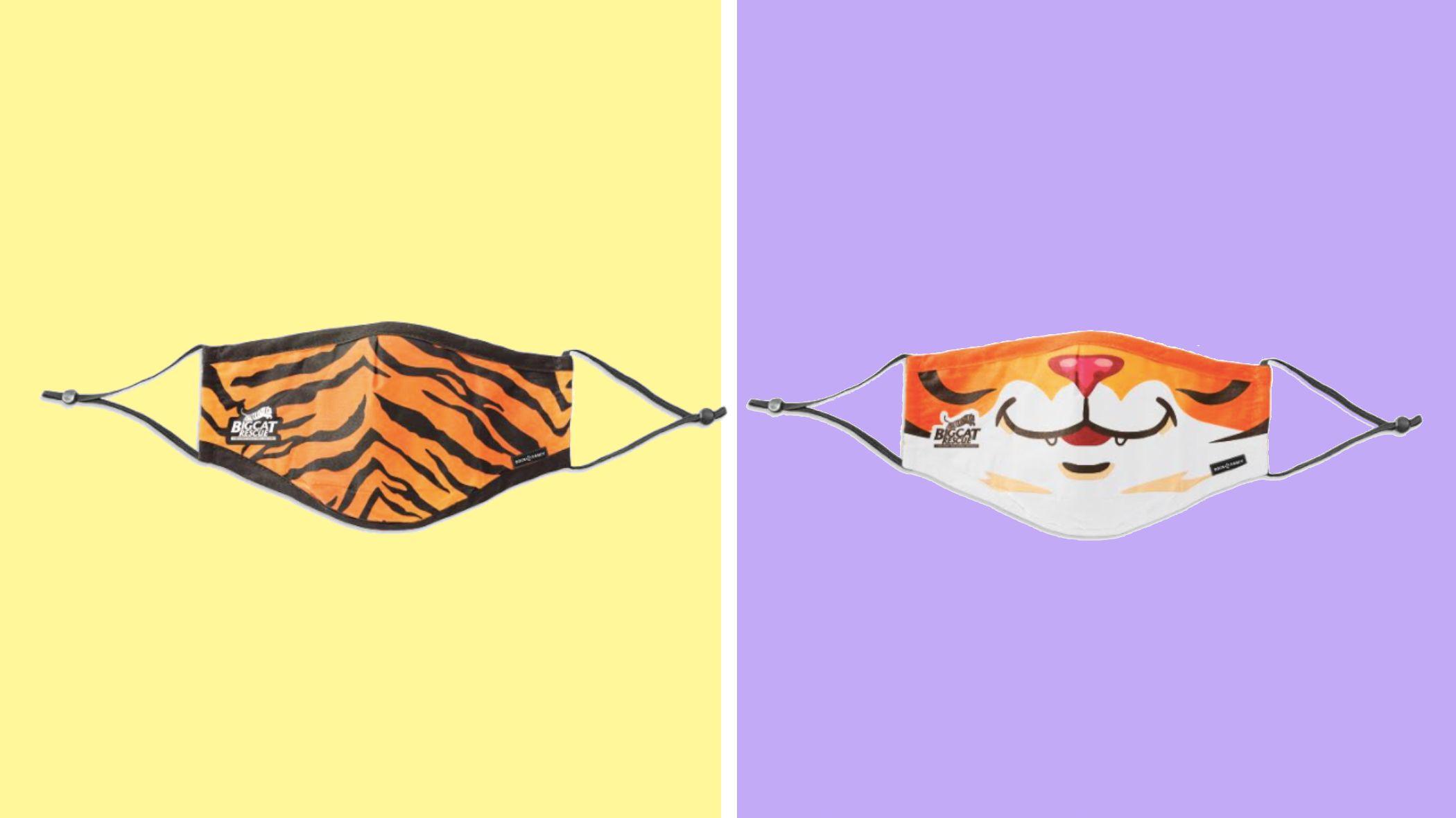 'Tiger King' Star Carole Baskin Has a Line of Face Masks