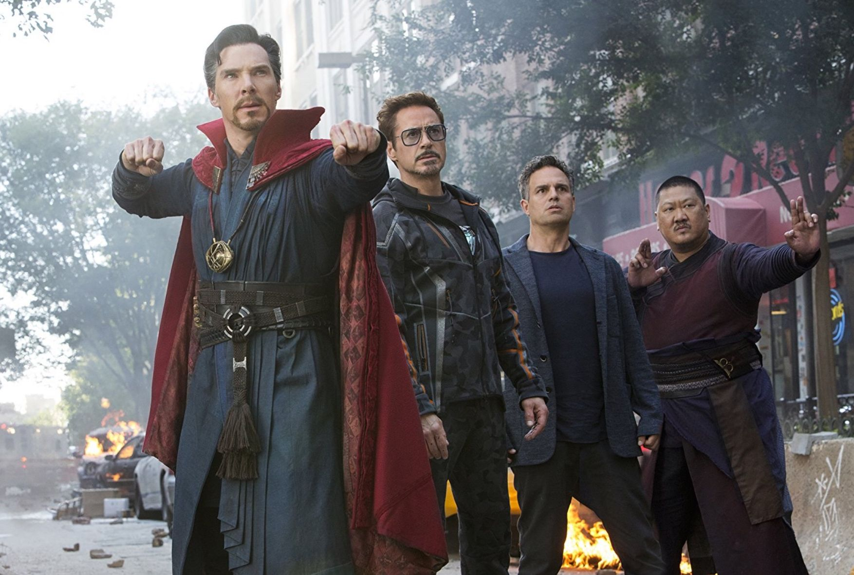 20 Marvel Cinematic Universe Movie Locations You Can Visit