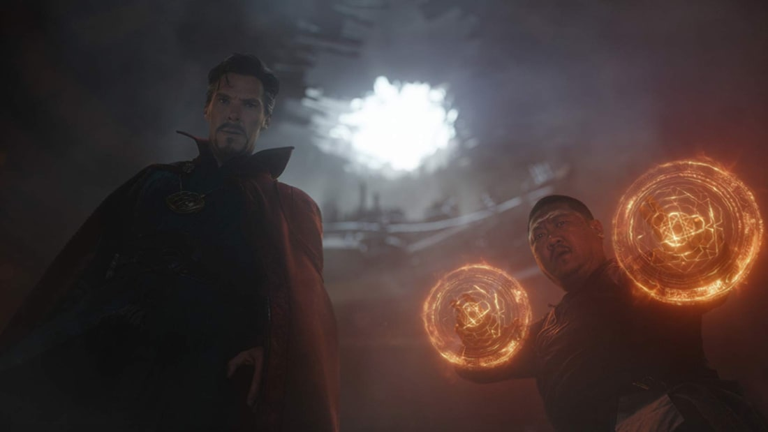 The Clever Reason Doctor Strange Saw 14,000,605 Futures in Avengers: Infinity War