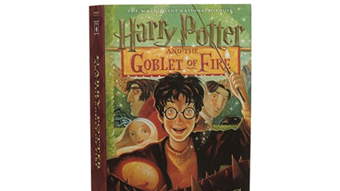 Harry Potter And The Goblet Of Fire Almost Had A Different Title Mental Floss