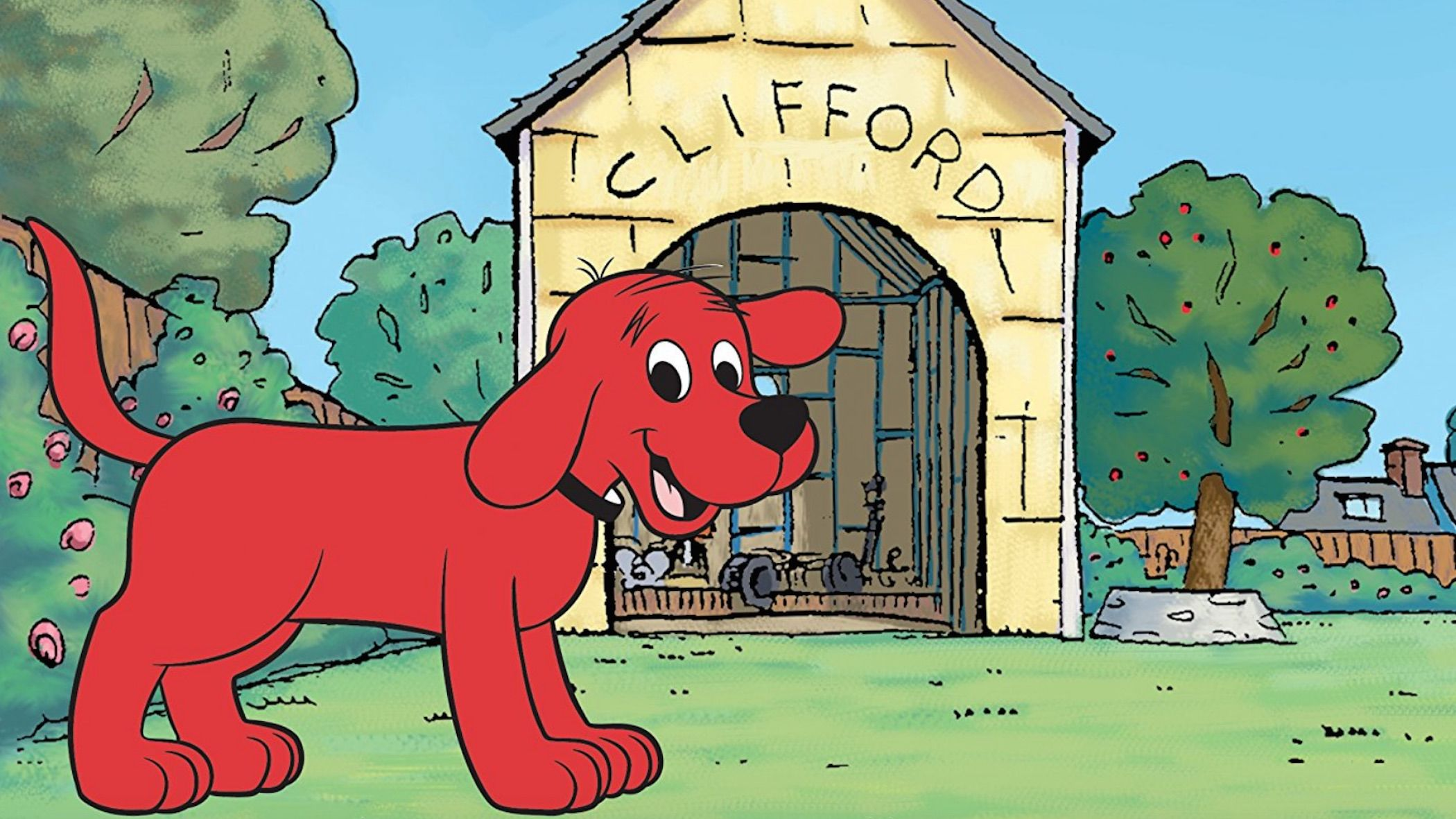 10 Facts About Clifford the Big Red Dog | Mental Floss