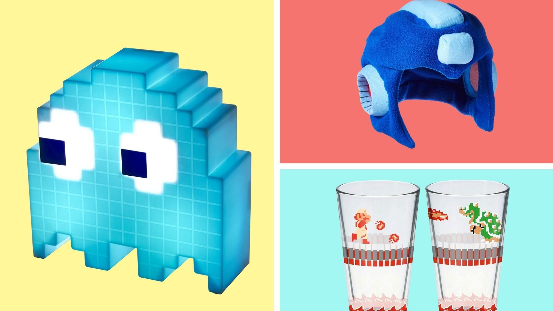 Level Up With These 11 Awesome Products for Retro Gamers