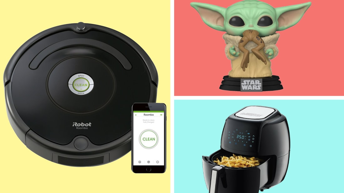 iRobot,GoWise,Funko via Wayfair, Entertainment Earth