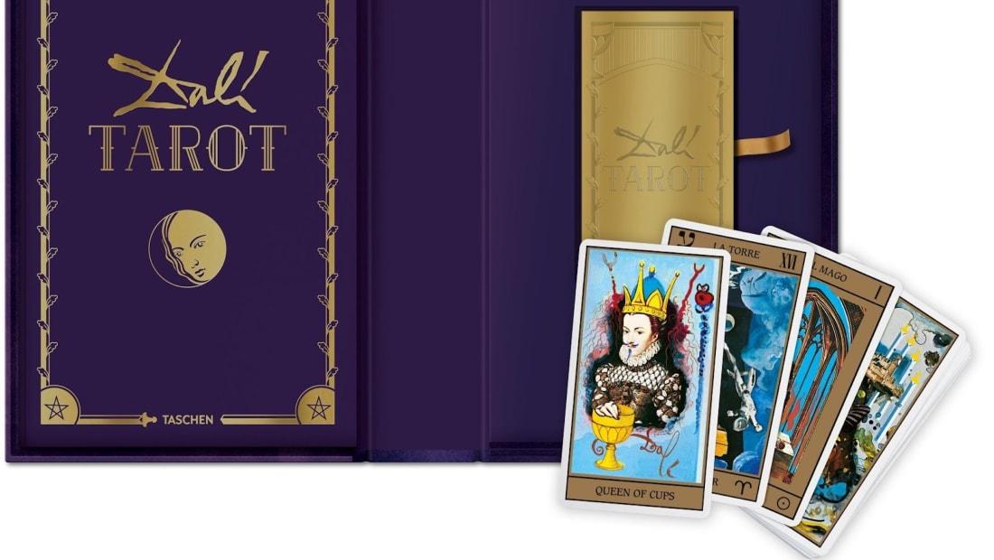 Salvador Dalí's Tarot Card Deck Is Coming Back, Courtesy of TASCHEN