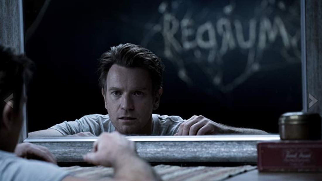 Ewan McGregor stars in Doctor Sleep (2019).