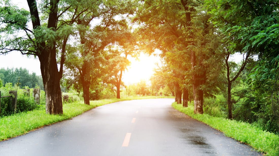 Why Does the Road Look Wet on Hot Days? | Mental Floss