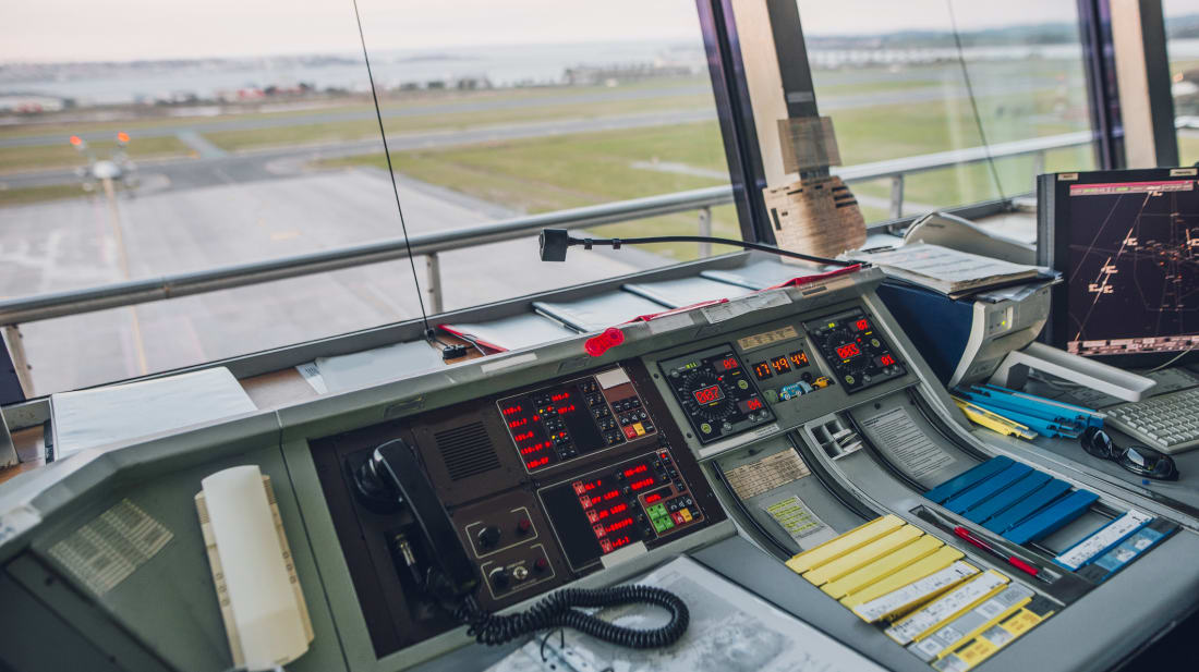 Flight Delayed? You Can Listen to Air Traffic Control