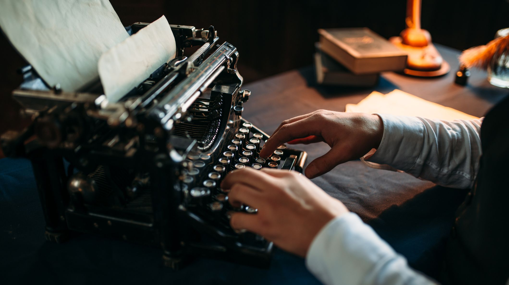 10 of the Best-Selling Authors of All Time