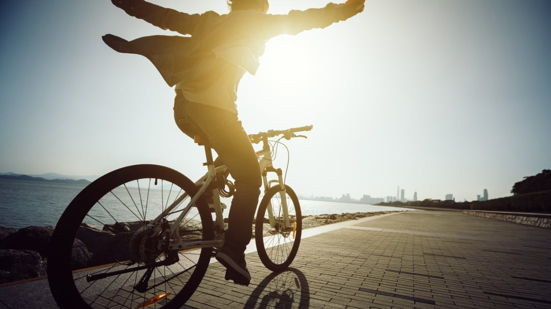 Balancing on a Bicycle: The Phenomena | Mental Floss