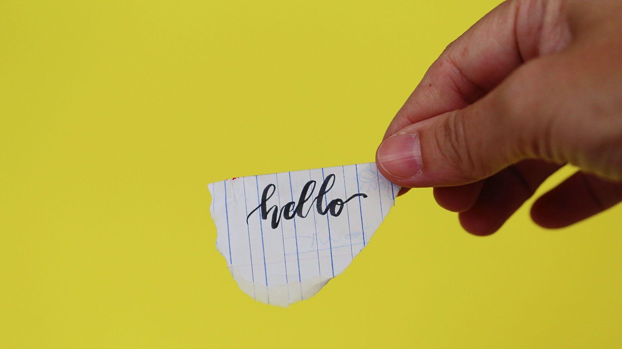 "15 Terrific Alternatives to ""Hello"" | Mental Floss"