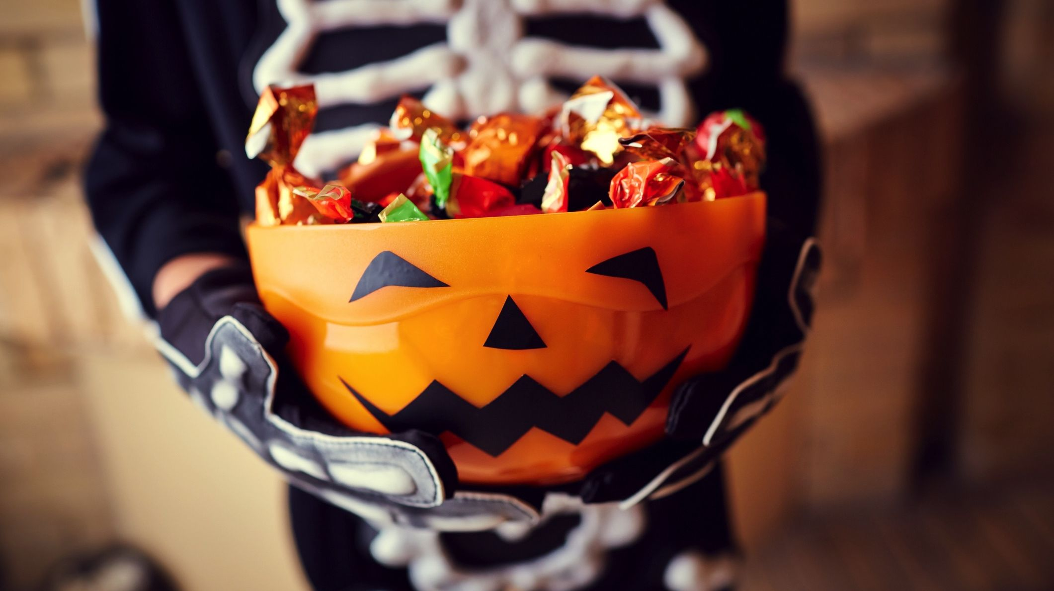 How 25 of Your Favorite Halloween Candies Got Their Names