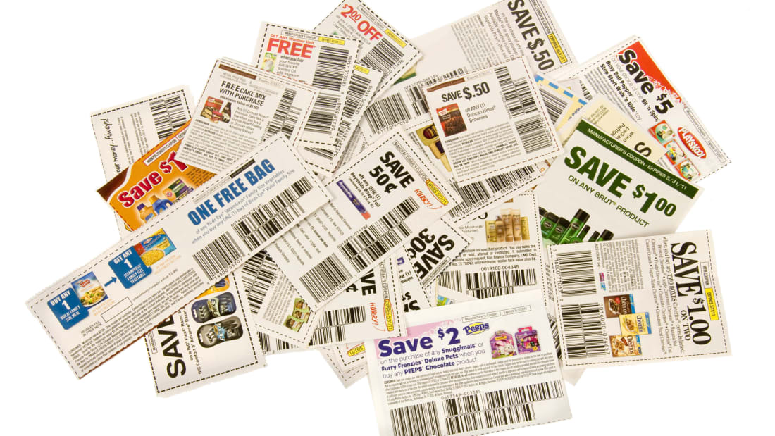 Why Are Coupons Worth 1/100th of a Cent? | Mental Floss