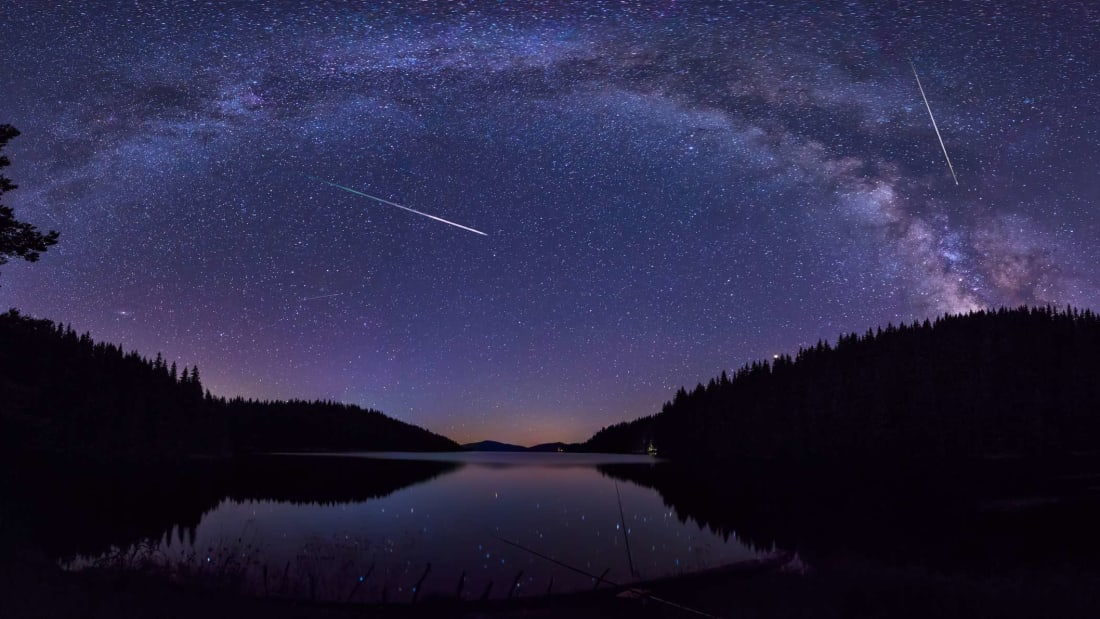 The Orionid Meteor Shower Will Peak on Monday Night