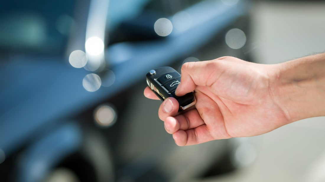 Car Remote Unlocker >> Can I Unlock Other People S Cars With My Remote Mental Floss