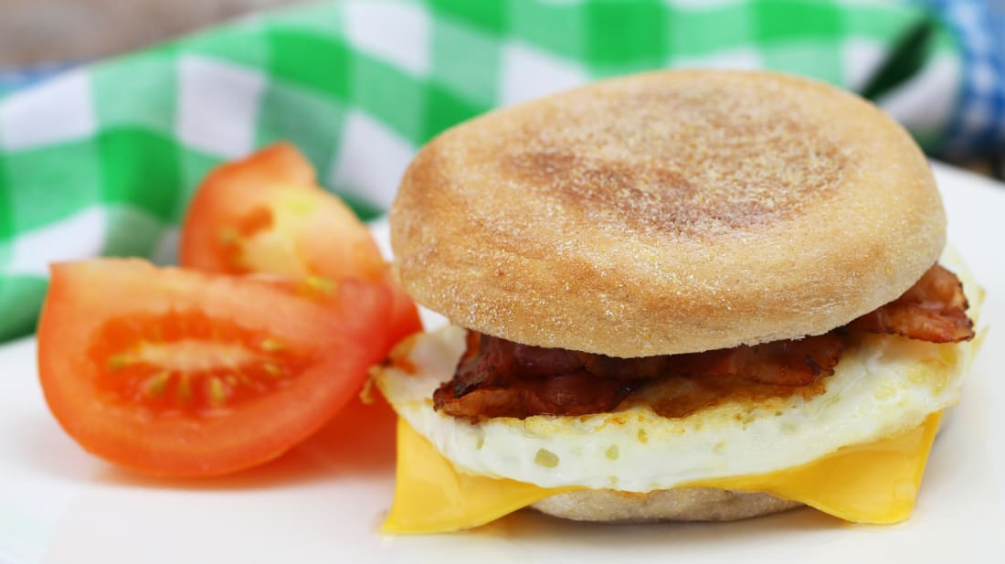 Your Bacon, Egg, and Cheese Sandwiches Have a Hefty Carbon