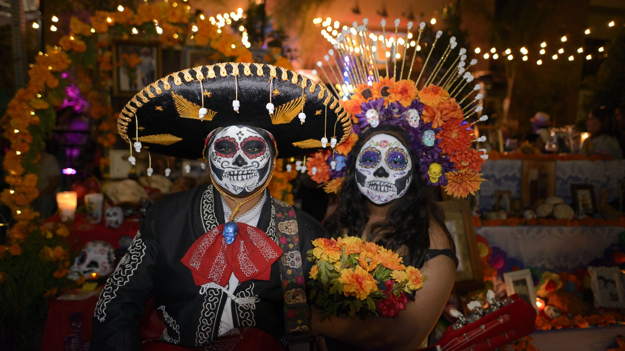 Halloween Party Traditions.12 Halloween Like Traditions From Around The World Mental Floss