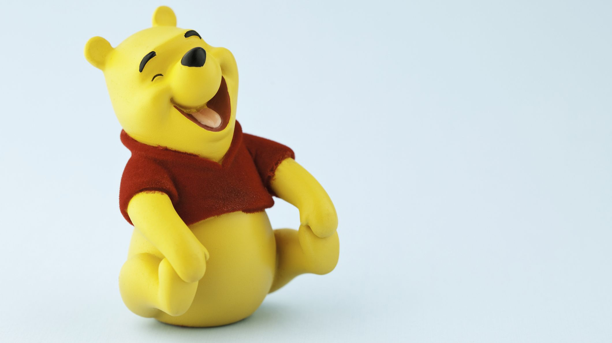 It is a photo of Canny Pics of Winnie the Poo