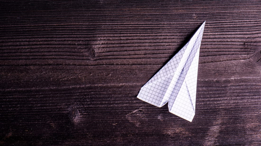 Learn How to Make 40 Different Paper Airplanes With This Instructional Website
