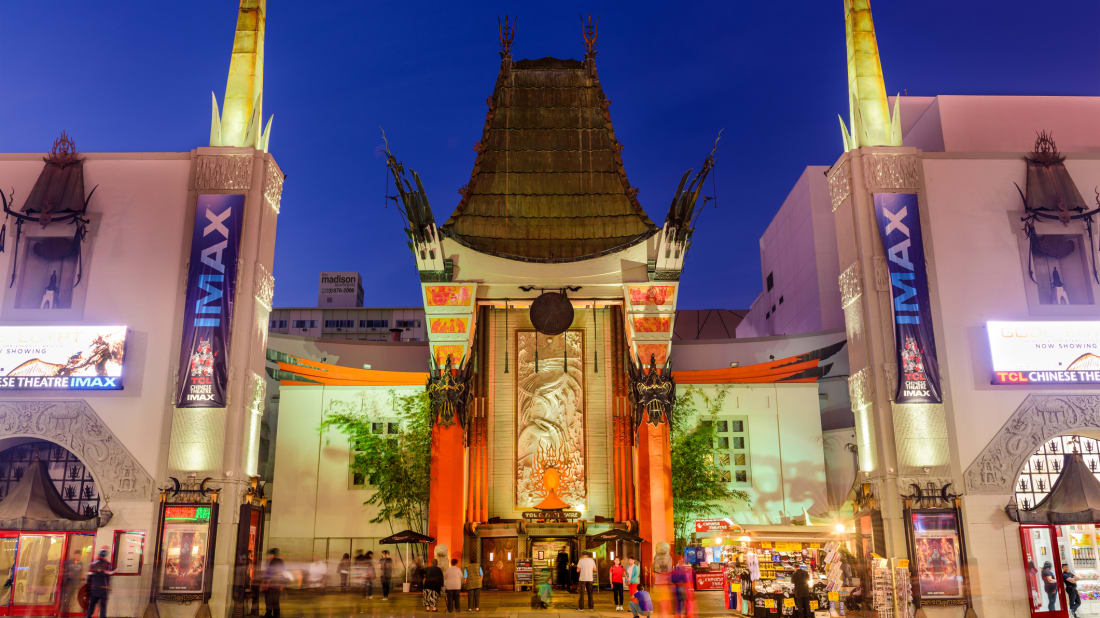 10 Fun Facts About Grauman's Chinese Theatre | Mental Floss