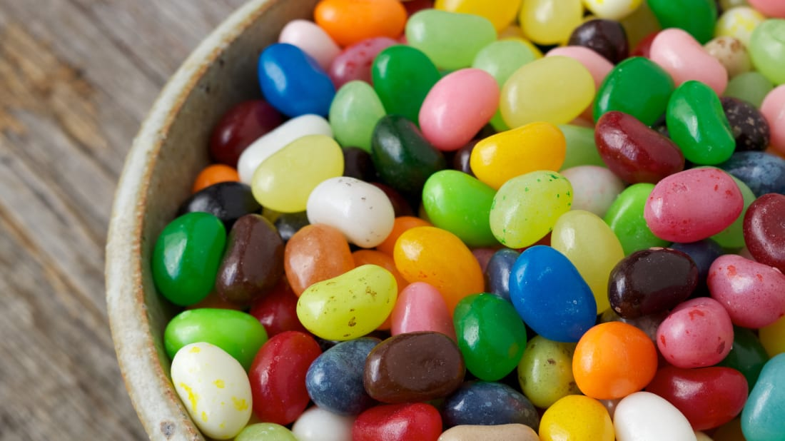The Most Popular Jelly Bean Flavor in Each State | Mental Floss