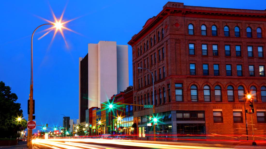 More than 15 percent of North Dakota's hard-working population lives in Fargo.