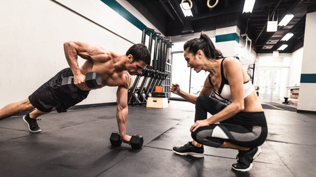 16 Secrets of Personal Trainers | Mental Floss