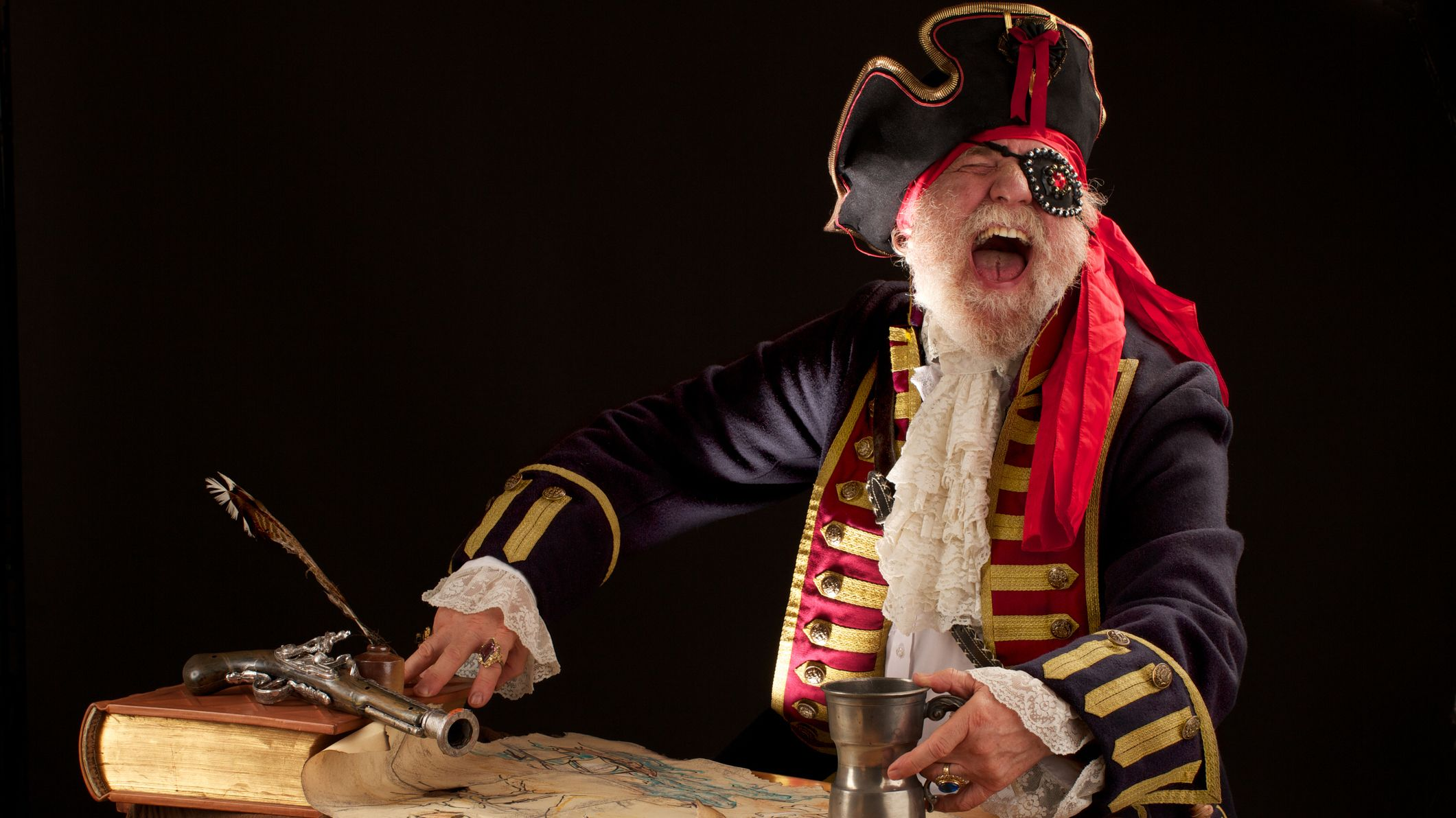 What's the Difference Between a Pirate and a Buccaneer?